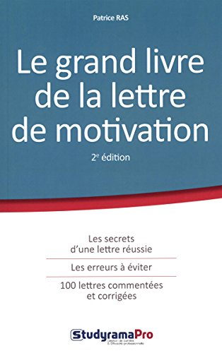 t u00e9l u00e9charger le grand livre de la lettre de motivation de