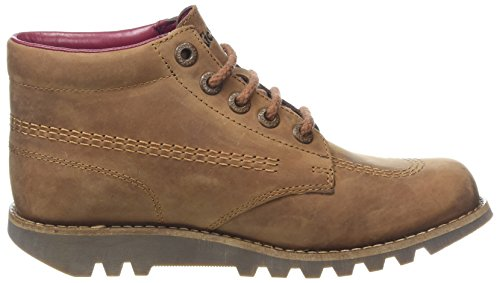 Boots Brown Brown Kickers Ankle Women's Kick Hi xwPwfSTq