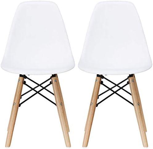 Amazon.com: 2 x Home juego de dos (2) – Eames silla para ...