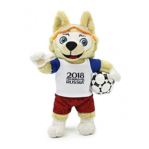 (Zabivaka - Official Plush Mascot of 2018 FIFA World Cup Russia (9.8