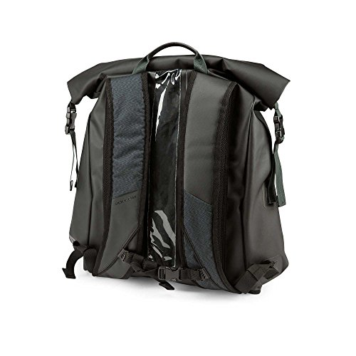 41bzDSJSxiL - Volcom Men's Mod Tech Waterproof Dry Backpack Bag, black Combo, One Size