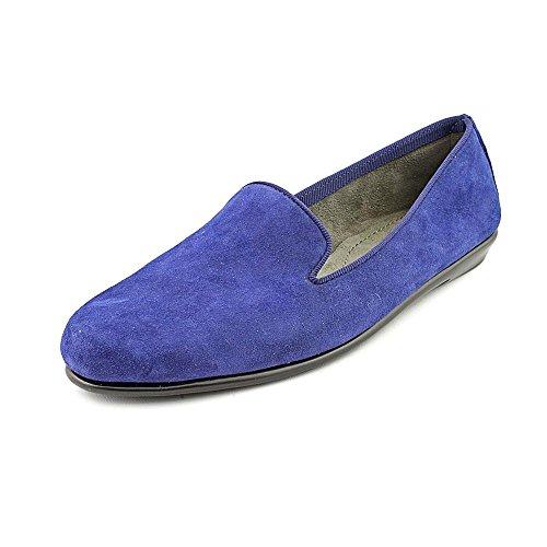 Aerosoles Women's Betunia Flat, Blue, Size 5.5