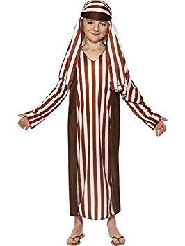 - Smiffy's Big Boys' Shepherd Dres Costume W H Piece Medium (7-9 Years) Multicolor