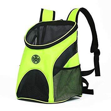 1Pc Purple Foldable Sponge Pet Puppy Travel Carrier Purse Cat Dog Shoulder Bag