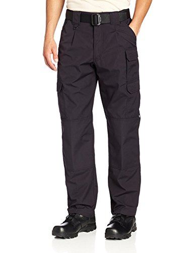 Propper Men's  Canvas Tactical Pant, Dark Navy, 40 x 32