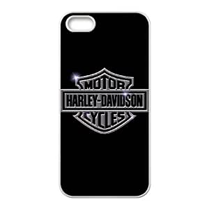 Harley Davidson iPhone 4 4s Cell Phone Case White SH6100601