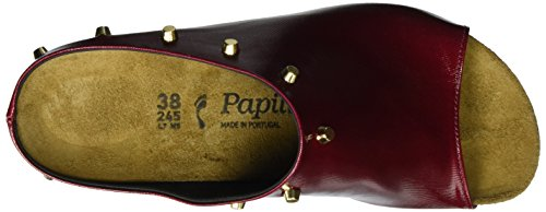 Glossy Textil Femme Rouge Papillio 134 Raspberry Mules Debby 51qxAX6