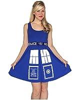 Doctor Who TARDIS Juniors Skater Dress