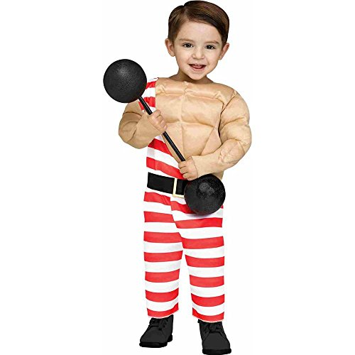 Fun World Muscle Toddler Costume