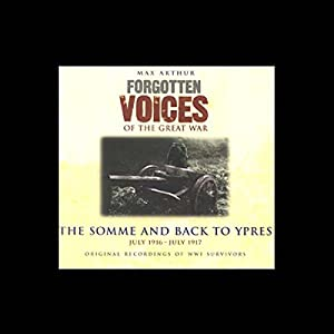 The Somme and Back to Ypres Audiobook