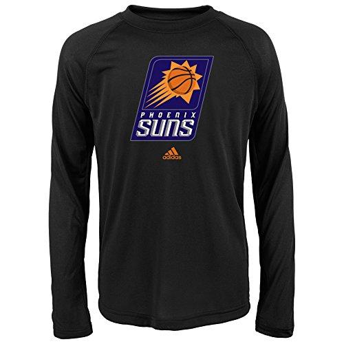 NBA Boys Youth Full Primary Logo Performance Long Sleeve Tee – DiZiSports Store