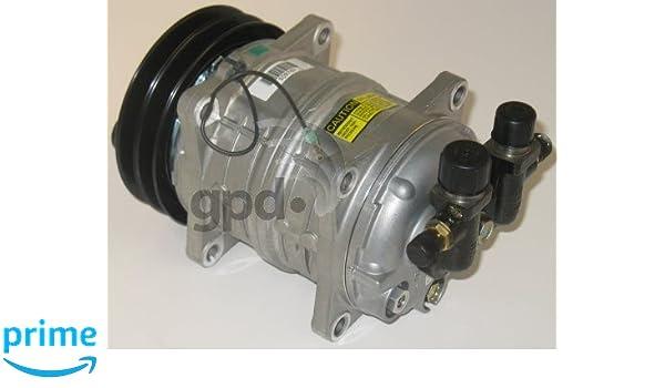 Global Parts 6511459 A//C Compressor