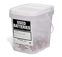 Used Battery Container by New Pig 2-Pack...