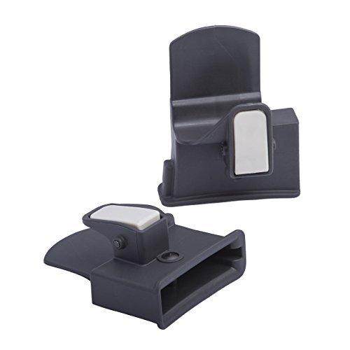 JOOVY Caboose S Car Seat Adapter, Britax/BOB ()