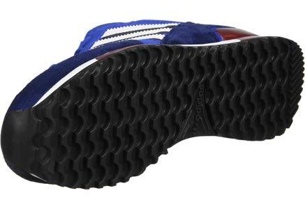 adidas ZX 750, Scarpe da Ginnastica Uomo Blue/White/Red