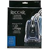 Genuine Riccar Prima Canister HEPA Media Bags # RCH-6 (6 pk)