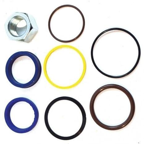 amazon com: hydraulic seal kit - bucket tilt cylinder bobcat 763 773 320  6803325: garden & outdoor