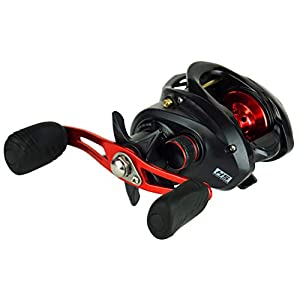 Low Profile Baitcaster Reel Left Handed