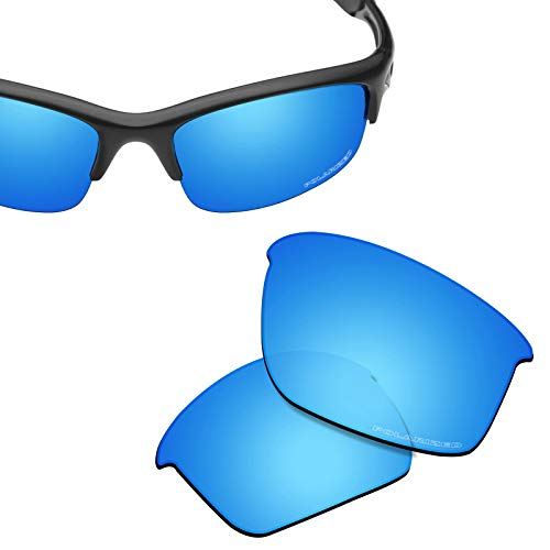 New 1.8mm Thick UV400 Replacement Lenses for Oakley Bottle Rocket Sunglass - Options