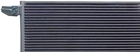 Sunbelt A//C AC Condenser For Ford F-350 Super Duty F-450 Super Duty 3690 Drop in Fitment