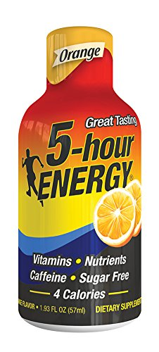5-HOUR ENERGY ORANGE 12/CS