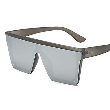 ZHOUYF Gafas de Sol Gafas De Sol para Hombre con La ...