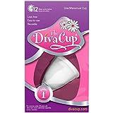 DivaCup Model 1 Menstrual Cup