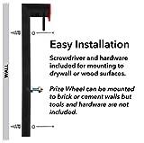 Whirl of Fun Wall Mounted Prize Wheel 12 Inch-10