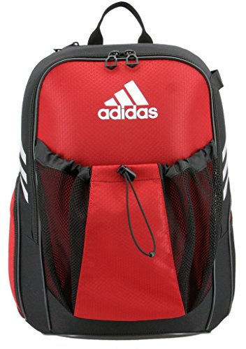Adidas Red Backpack - 7