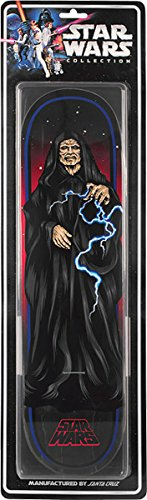Santa Cruz Star Wars The Emperor Skateboard Deck – Collectible – 8.37″ x 32″
