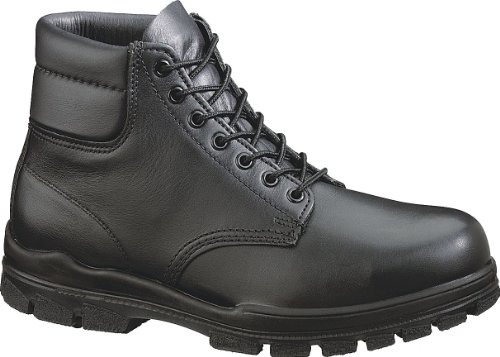 Bates Mens 6 Steel Toe Boots Black W2gvE
