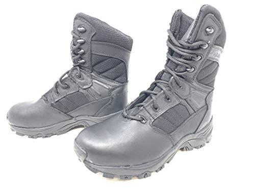 Corcoran Mens 8' Black Tactical Boots