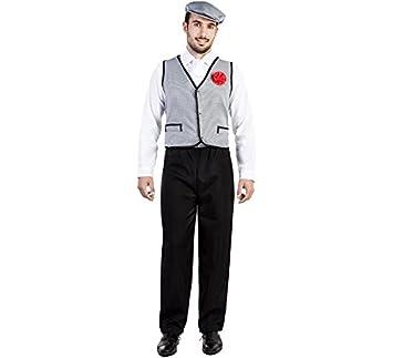 Disfraz de Madrileño Chulapo Adulto (Talla M/L)