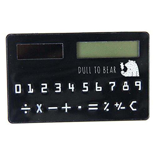 Creative Solar Calculator Cute Mini Calculator, Strawberry by DRAGON SONIC