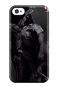 Snap-on Case Designed For Iphone 4/4s- Resident Evil