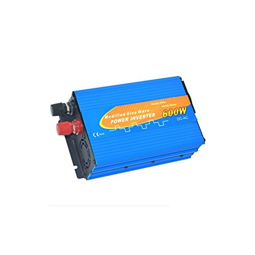 kit solar rifugio base 50w placa solar panel inversor regulador batteria 38Ah: Amazon.es: Bricolaje y herramientas
