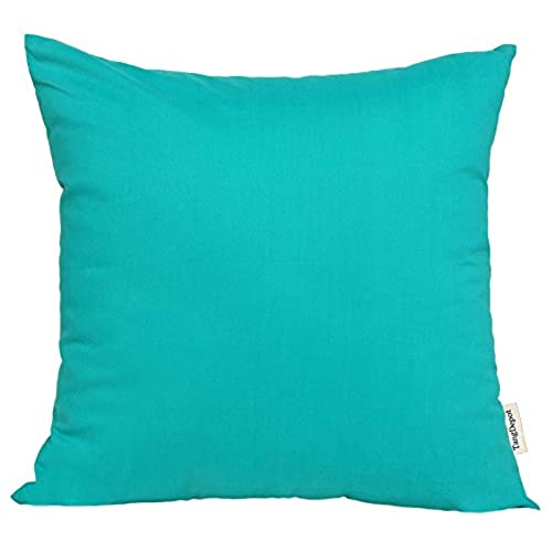 TangDepot174 Super Silky Soft HIGHEST QUALITY 100 Cotton Solid Decorative Throw Pillow Covers Pillowcases Euro Shams Many Colors Sizes Avaiable