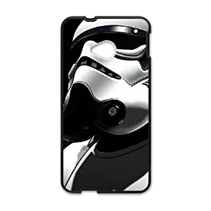 HTC One M7 Cell Phone Case Black Star Wars BYU Cell Phone Case Customized Plastic