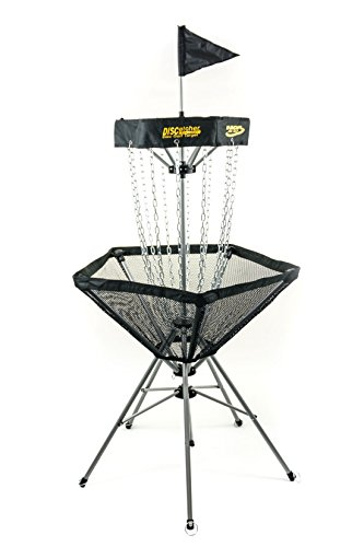 Innova Discatcher Traveler Basket - Black