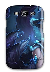 Hot Ahri Fashion Tpu S3 Case Cover For Galaxy 9889957K28029005