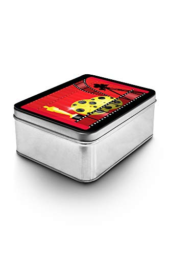 Lantern Press Oscar Awards- Illustration A-92273 (Keepsake Tin) (Acrylic Beveled Award Diamond)