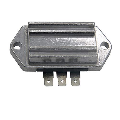 ZOOKOTO Voltage Regulator Rectifier Fit Kohler 10-S 41 403 Most Part # & 8-25 HP Engines with 15 Amp Alternators ()