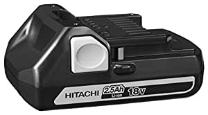 Hitachi BSL1825 BATTERY 18V 2.5Ah Li-Ion - Atornilladora