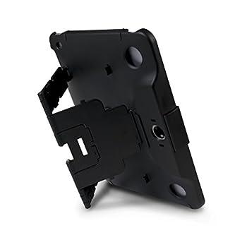 Cta Digital Anti-theft Case With Built-in Stand With Foam Insert For Ipad (1-4), Ipad Gen. 5 (2017), Ipad Air, & Ipad Pro 9.7 Pad-atc 7
