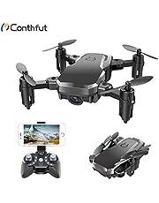 Conthfut 1 Drohne C16W WiFi FPV Quadcopter mit 720P Kamera Mobile App Control RC Hubschrauber für Kinder und Anfänger