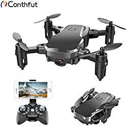 Conthfut C16W 720P FPV RC Quadcopter for Kids and Beginners