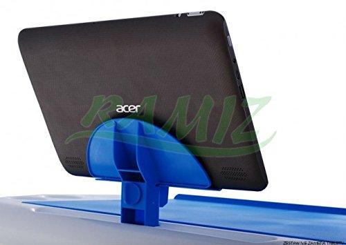 Imparare tavolo hm a con supporto per tablet giocando con