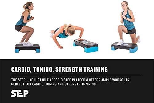 Sistema de Entrenamiento The Step Home Gym para Entrenamiento de núcleo, Fuerza, Estabilidad y Resistencia 5