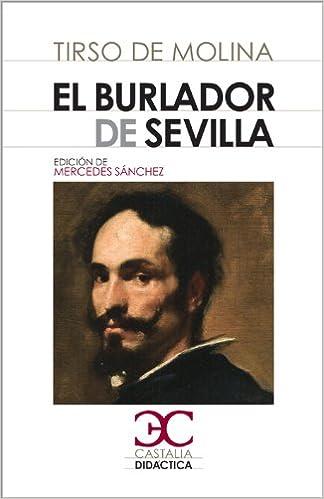 Descarga gratuita de ebooks para amazon kindle El burlador de Sevilla                                                          . (CASTALIA DIDACTICA. C/D.) PDF CHM