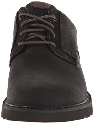 Dunham Mens Revdusk Oxford, Black, 9 4E UK